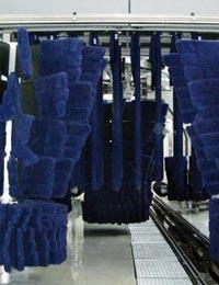 Patentiertes Multifunktionssystem für Waschanlagen Betreiber